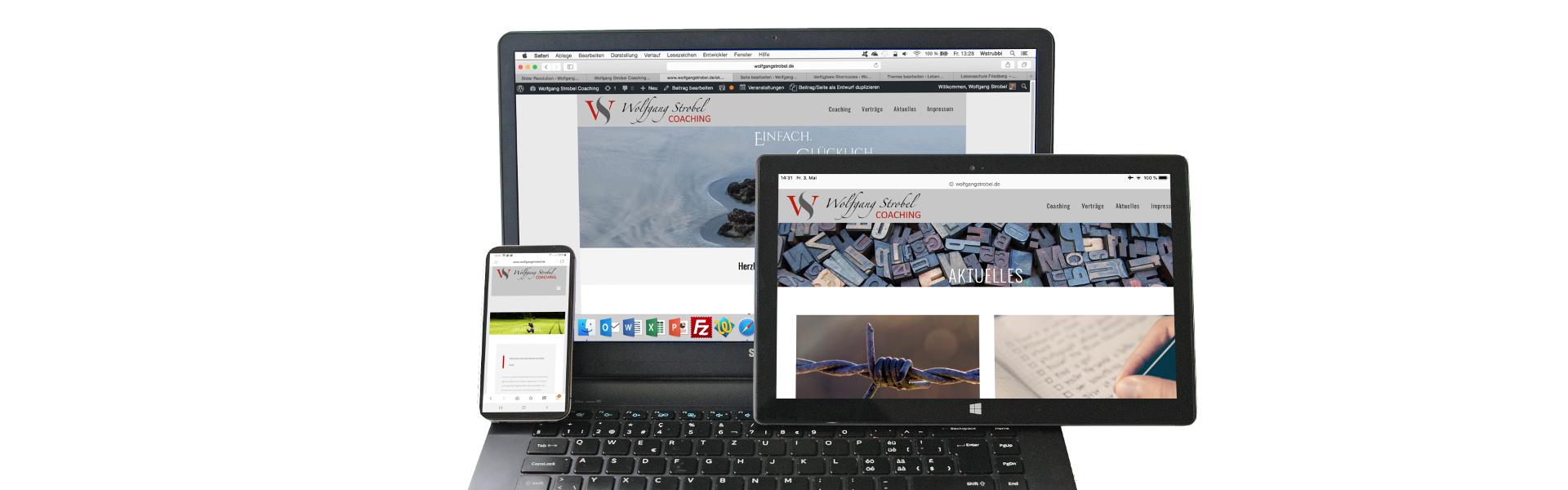 Die neue Homepage ist live!